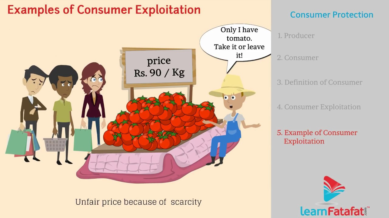 The Public Distribution System And Consumer Protection Std 10
