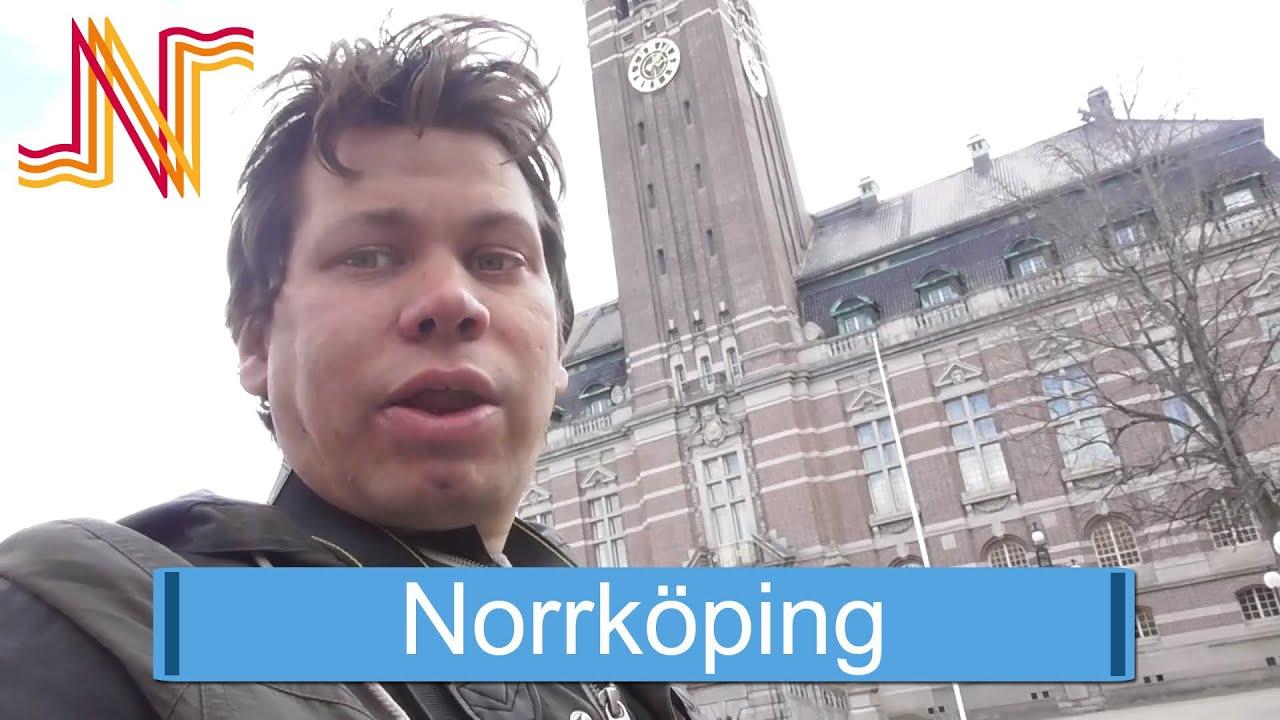 Alexander utforskar Norrköping