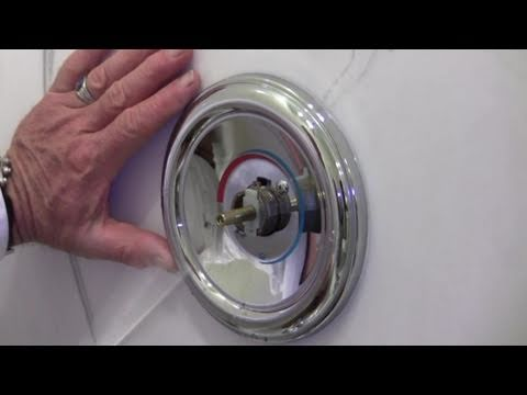 How to Repair a Moen Shower/Tub valve