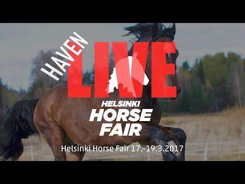 Horse Fair - Helsingin messukeskus 17.-19.3.2017 - Päivä 1 - PE