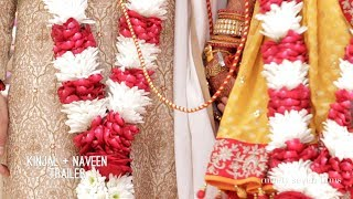 Ann Arbor Marriott Ypsilanti at Eagle Crest Hindu Wedding | Kinjal + Naveen Trailer