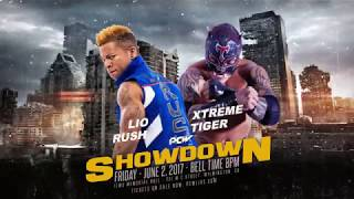 [FREE MATCH] PCW ULTRA: Lio Rush vs. Xtreme Tiger - June 2, 2017