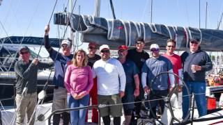 Susan Hood Trophy Race | Back at the Dock | June 3, 2017