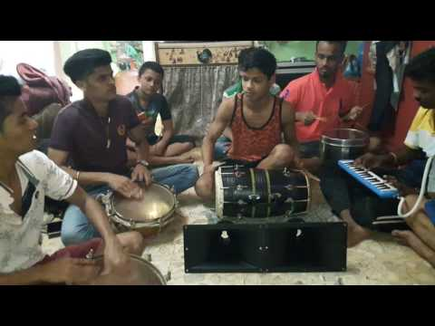 Ajinkya musical group zingat performance