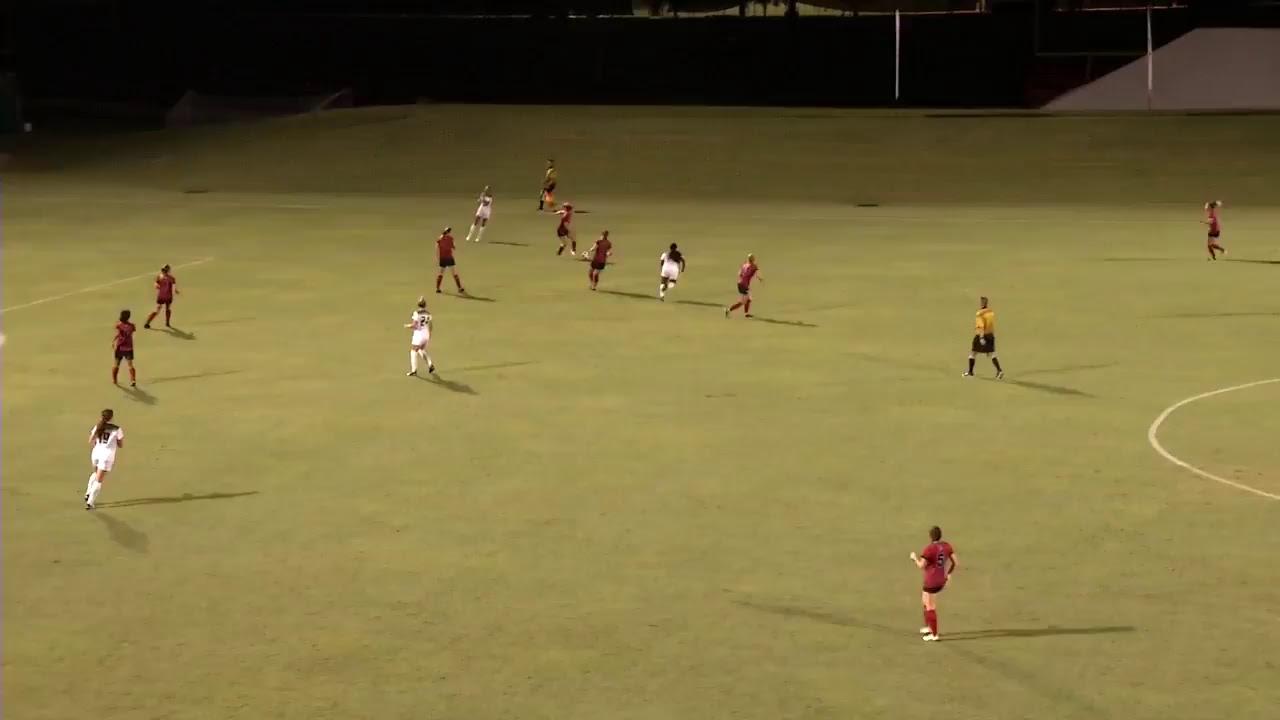 7ae42f114 USF Women s Soccer vs Detroit Mercy - YouTube