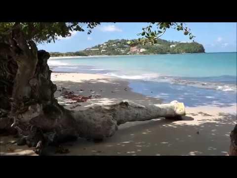 Vigie Beach review St Lucia 2017 3 minutes