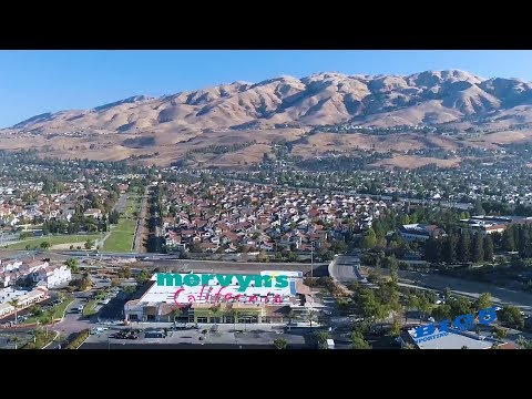 Flying Around Milpitas CA