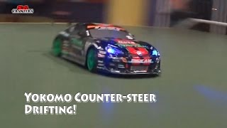 Countersteer Drifting! Learning to Drift during the Night Drifting Sessions