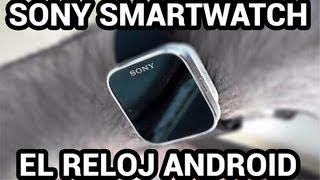 Sony SmartWatch: Como configurarlo, características, análisis