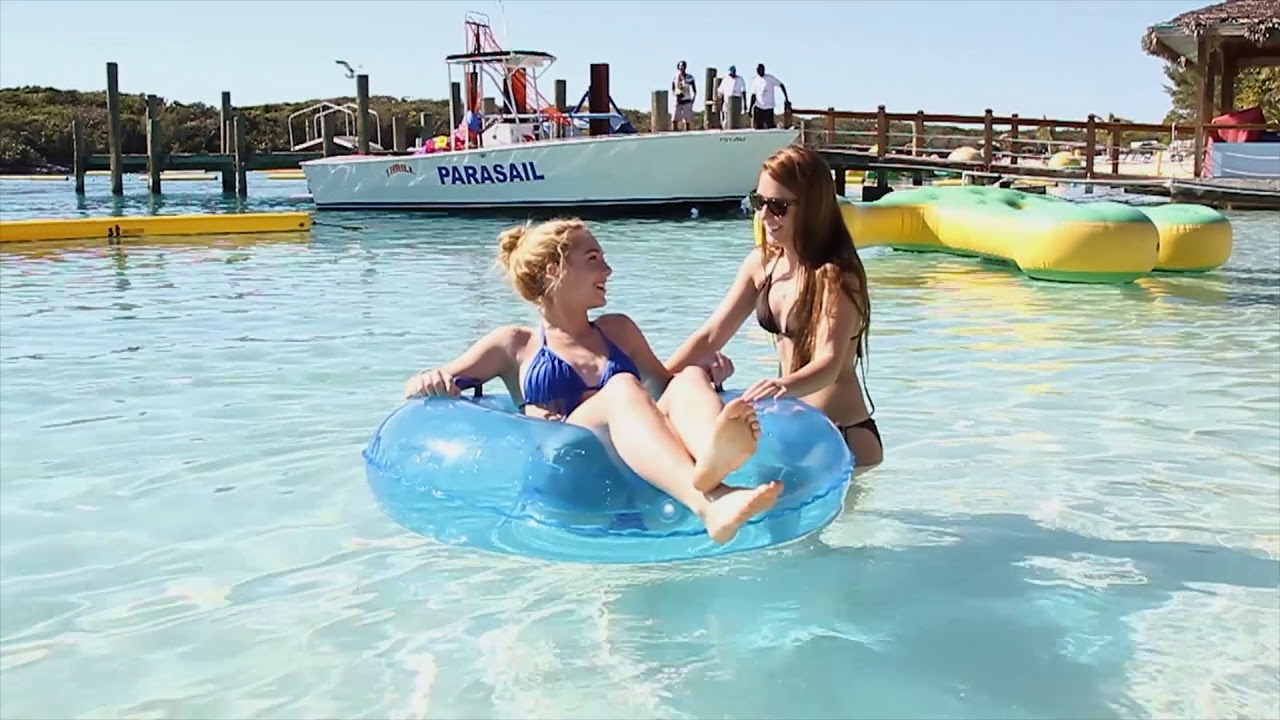 Blue Lagoon Island Deluxe Beach Break Nassau Bahamas