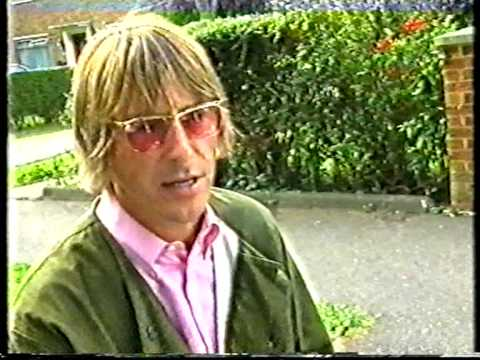 Paul Weller 'Making Of Friday Street Video'