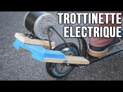 La voiture electrique fabrication maison doovi - Fabriquer une guirlande electrique ...