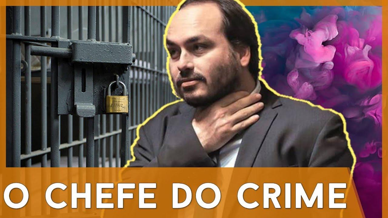💣JUIZ APONTA CARLUXO COMO CHEFE DO CRIME! É líder de organização