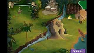 Mayan Mayhem: Episode 1 - The River Rapids Rampage Walkthrough