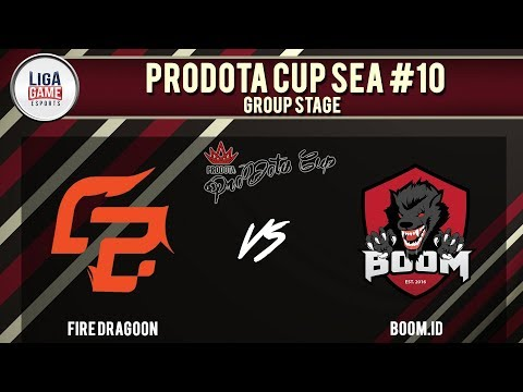 Prodota - Boom ID vs Fire Dragoon