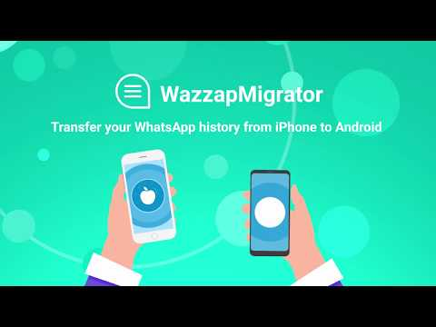 WazzapMigrator Video Tutorial - English - OUTDATED Please See Updated Version