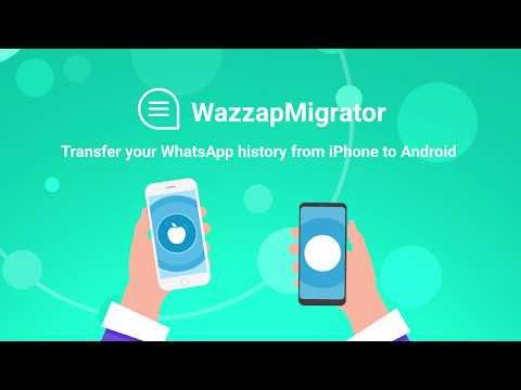WazzapMigrator video tutorial - English