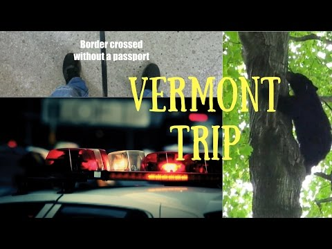 Vermont Fall Foliage Trip | Travel Vlog | Anil Stories