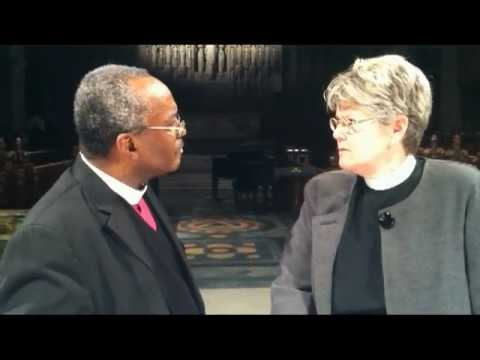 An Interview with the Dean of Trinity Cathedral in Cleveland