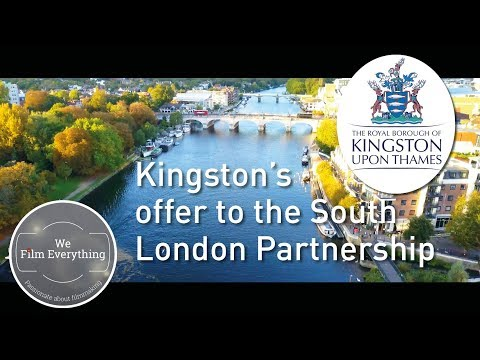 Kingston's offer to the South London Partnership