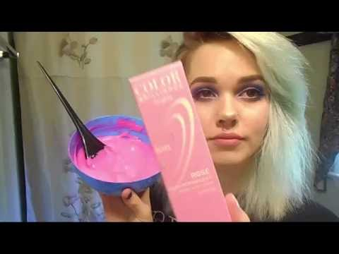 what style hair should i have cutting my hair and coloring it pink 7332 | hqdefault