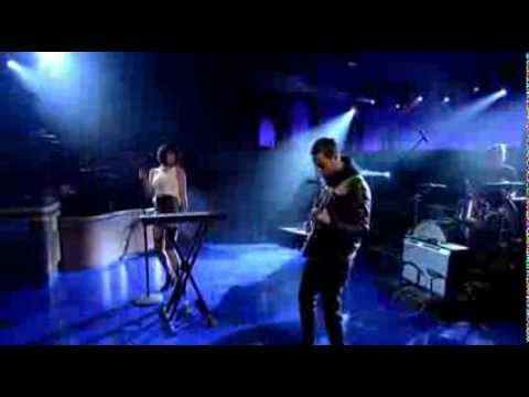 Here's a video of me performing with Phantogram on the Late Show with David Letterman.