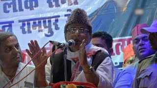 Being treated as anti-national: Azam Khan at Rampur rally