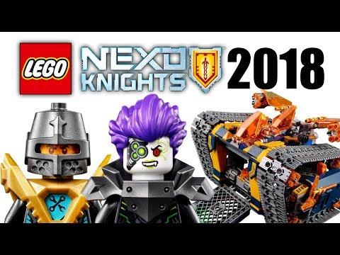 Lego Sets ThoughtsYoutube Nexo Knights 2018 My N8nwOvm0yP