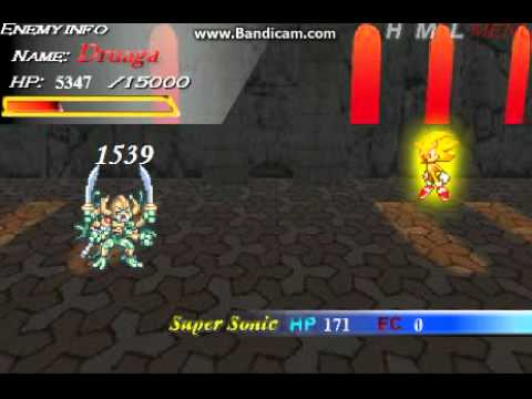 play game sonic rpg eps 5 part 2