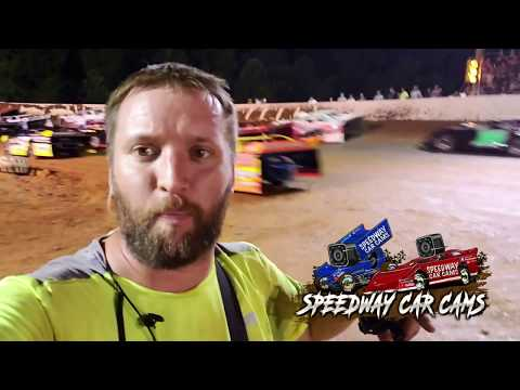 #15 Clayton Miller - Open Wheel - 8-25-18 Lake Cumberland Speedway - In Car Camera