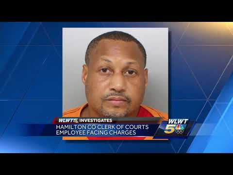 Hamilton County Clerk Of Courts Employee Faces Charges