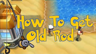 Pokemon Omega Ruby & Alpha Sapphire Tips : How To Get Old Rod Location