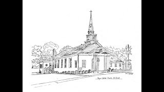 Boger Reformed Church Service 10-10-21; 19th Sunday after Trinity.