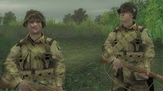 WW2 - Normandy D-Day - Brothers in Arms Road to Hill 30