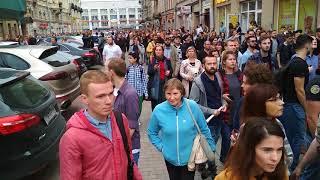 06 Митинг 09.09 Петербург против пенсионной реформы.