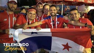 Panamá le dice adiós al Mundial pero apoya a México   Copa Mundial FIFA Rusia 2018   Telemundo