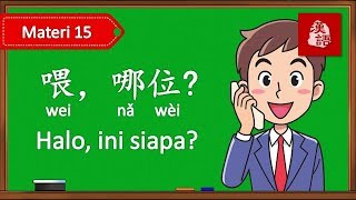 Download Video Materi 15: Dialog Telepon - Belajar Bahasa Mandarin Conversation Dasar 1 MP3 3GP MP4