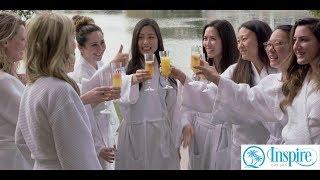 Inspire Bachelorette Party - Best Day Spa  Location - Bridal Shower Phoenix