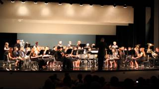 Golden Point Overture - Racer Band - May 4 2015