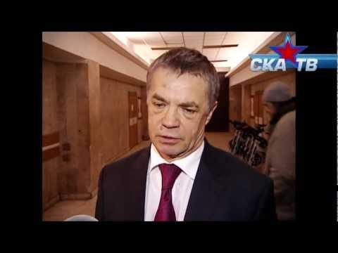 СКА-ТВ: Александр Медведев об итогах сезона