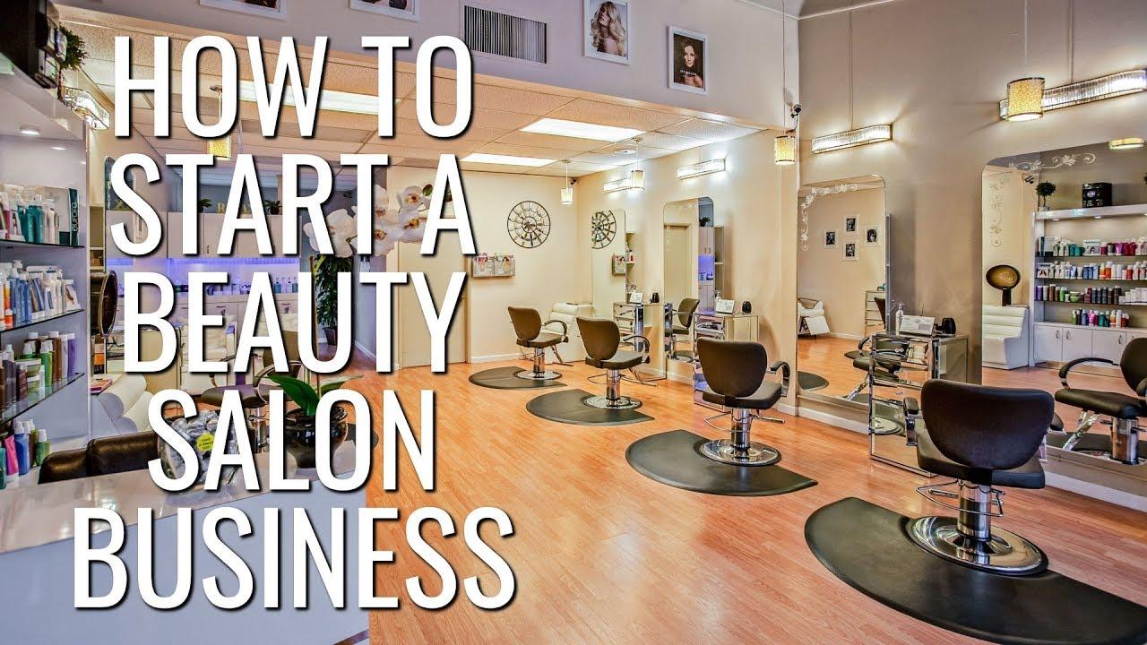 How to Start a Beauty Salon Business  Startup Business Ideas  Beauty  Parlour Business