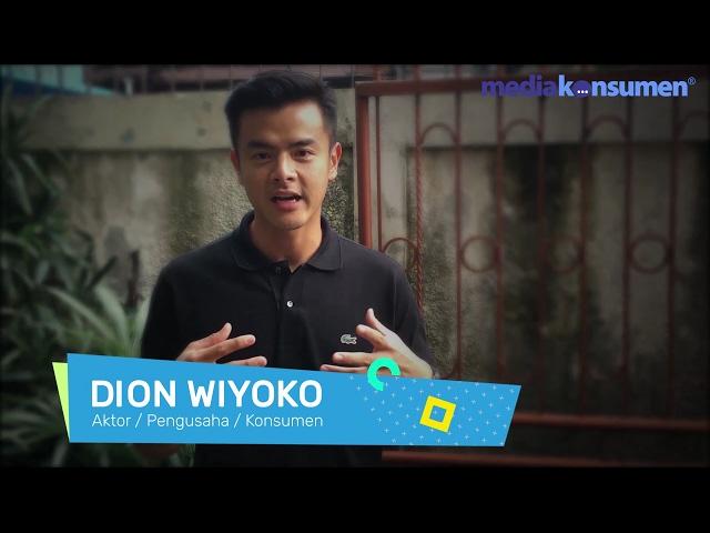 Dion Wiyoko tentang MediaKonsumen.com