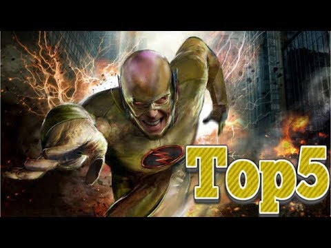 Top 5 Actors to Play Reverse Flash in Flashpoint movie! Justice League DCEU DC the flash
