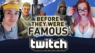 TWITCH | Before They Were Famous
