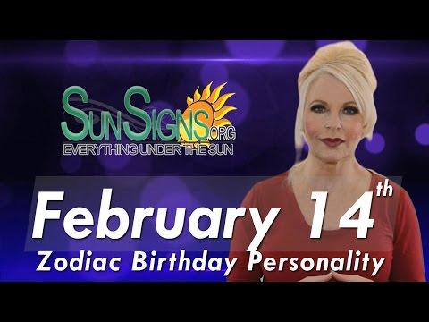 Facts & Trivia - Zodiac Sign Aquarius February 14th Birthday Horoscope