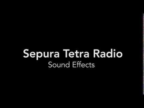 British Police Radio Tetra Sound Effects - Sepura (Cuckoo)