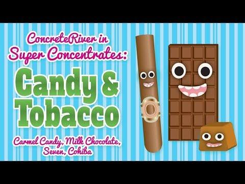 First Test: SC Seven, SC Cohiba, SC Caramel Candy, SC Milk Chocolate