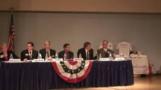 (1a) 8th Congress. Debate -  WLS