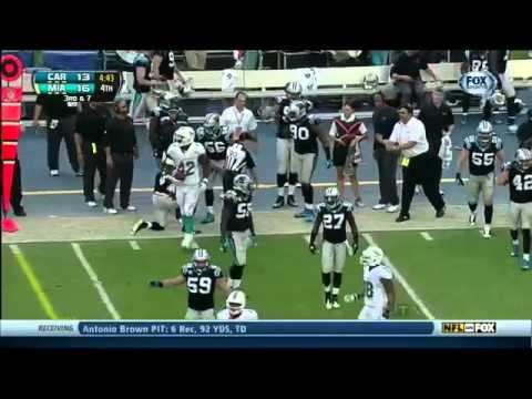 Charles Clay 2013 Miami Dolphins highlights