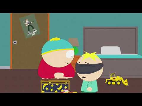 Surprise for Butters